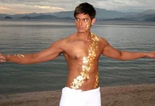 Celebrity Scandals: Dingdong Dantes Hot Mode!