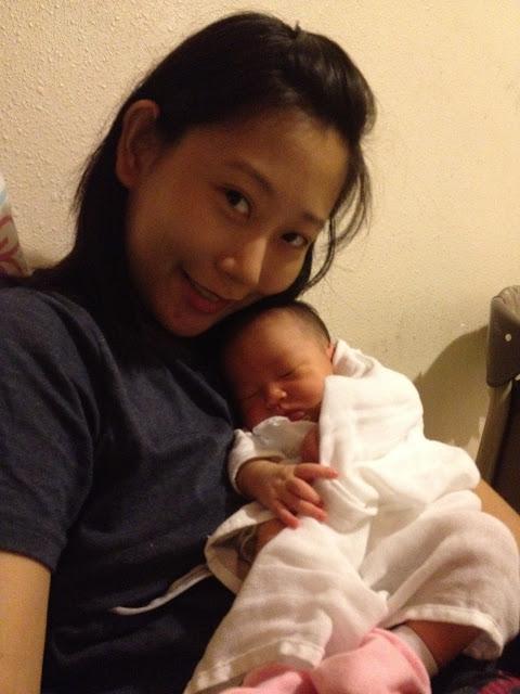 My New Chapter of Life ~ Motherhood 6