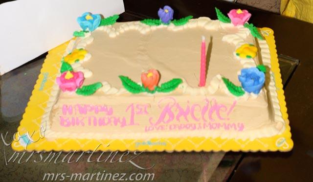 Goldilocks decorate your cake princess aurora mrsmartinezs goldilocks mocha greeting cake 8x12 php 425 m4hsunfo