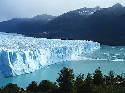 Paisajes Naturales en los Glaciares