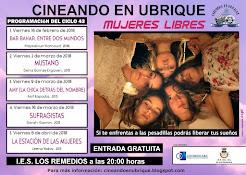 CICLO ACTUAL: Mujeres libres