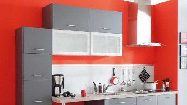 Delightful Modern Kitchen Collection From Conforama