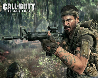 #44 Call of Duty Wallpaper