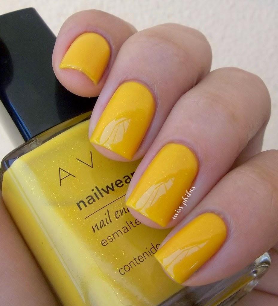 Esmalte Avon Color Trend Lime