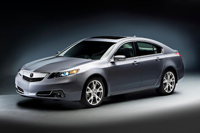 2012 Acura TL Official Photos