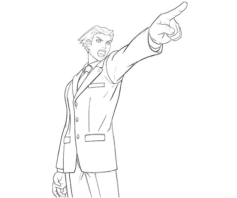 marvel-vs-capcom-phoenix-wright-actions-coloring-pages