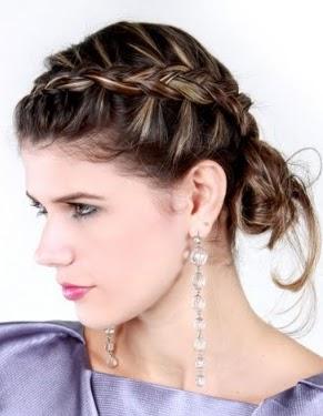 peinados para fiestas de mujer, peinados de mujer para fiestas, como hacer peinados de mujeres para fiestas, peinados con el pelo sujeto, peinados lindos para mujeres