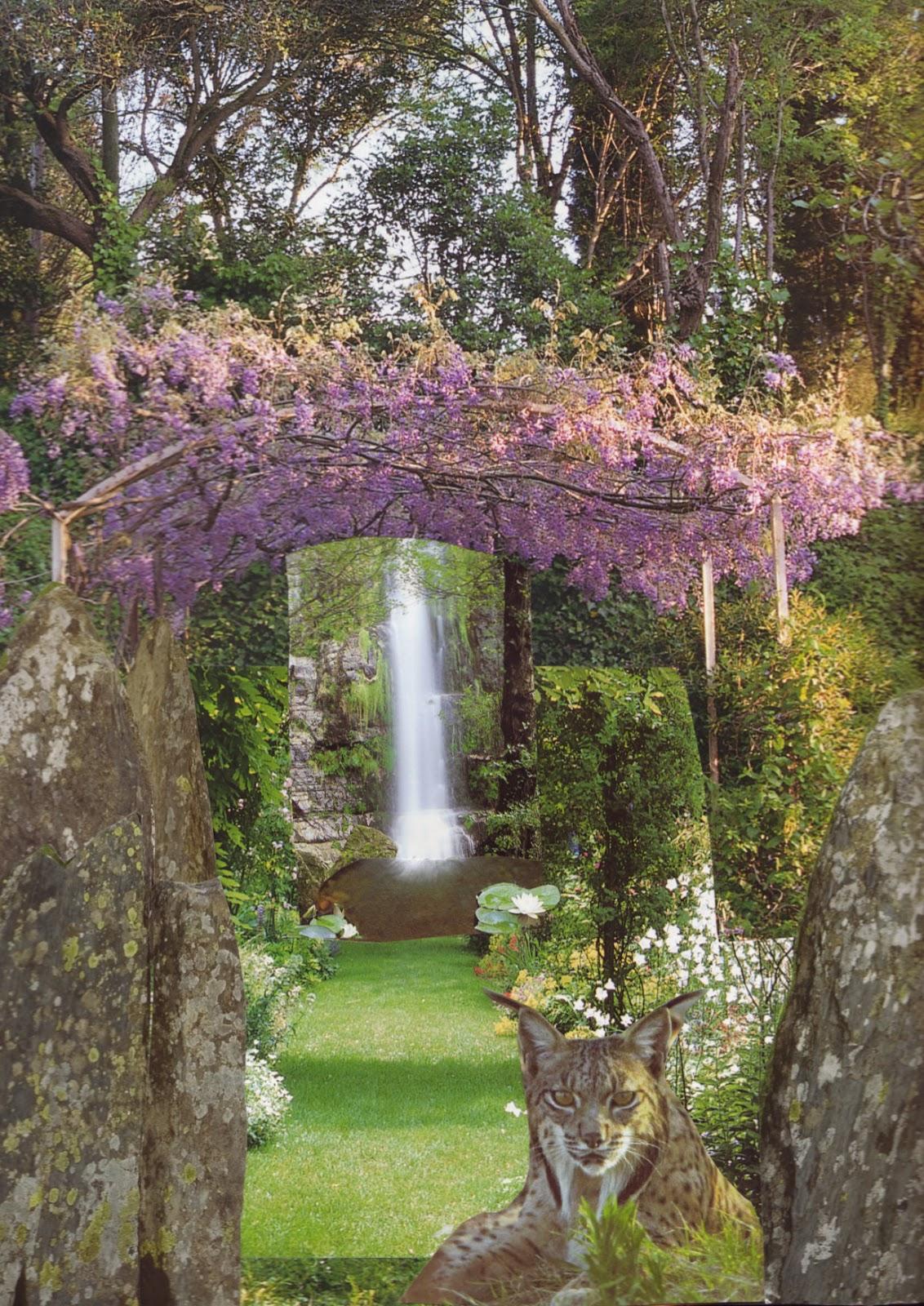 Descubriendo el camino mi jard n secreto for Leer el jardin secreto