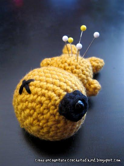 Amigurumi Voodoo Doll : Close Encounters: Crochet Creations by Danni Close ...