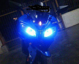 MODIFIKASI YAMAHA SCORPIO Model R6