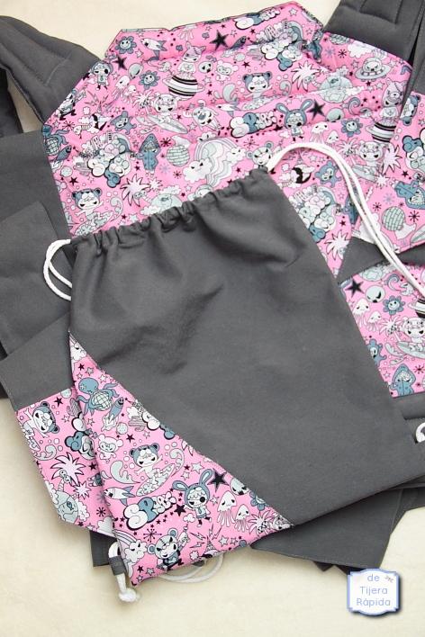 bolsa para guardar meitai