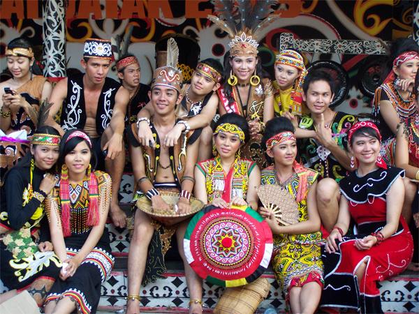 Dayak Tribe of Borneo