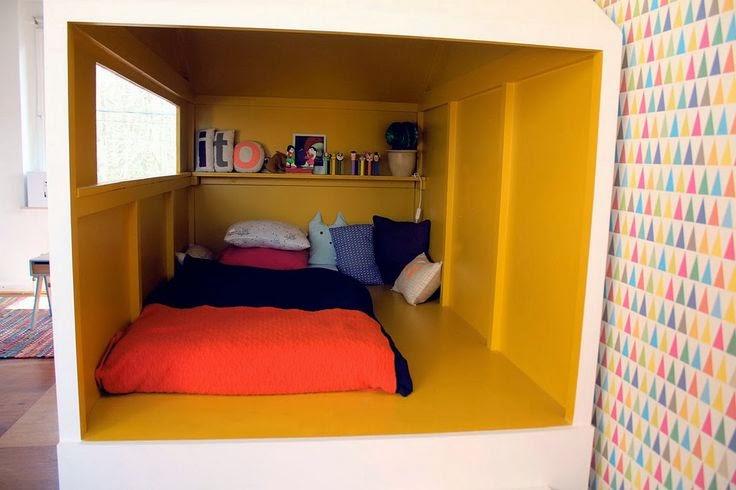 صور وأفكار جديدة لتصاميم غرف الأطفال