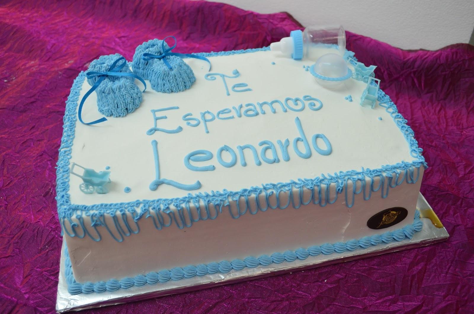 pasteles para un baby shower with pastel de torre con tortas de
