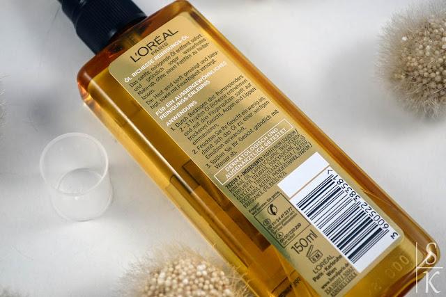 L'Oréal - Öl Richesse Sanftes Reinigungsöl