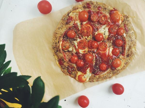 |RECIPE| 3 x Healthy pizza
