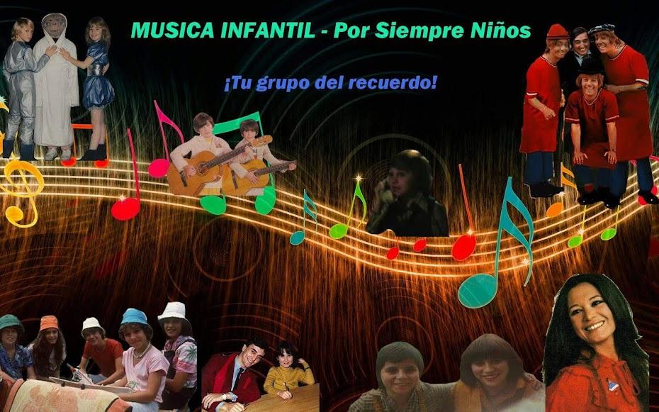 musica infantil - por siempre niños