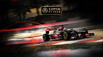 #2 Lotus F1 2013 Wallpaper