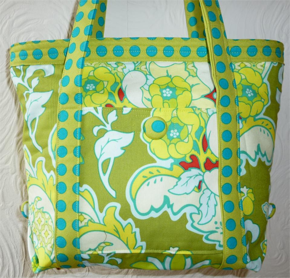 Tutorial For Beautiful Bag With Shoulder Straps 35