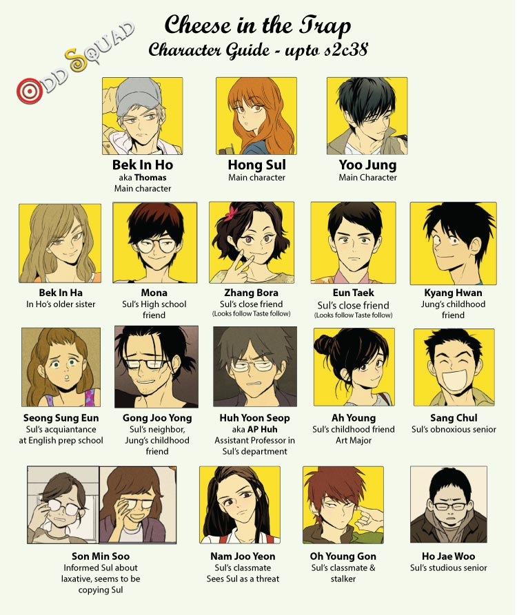 odd squad character names