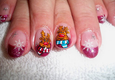 Nail Art Trend for Christmas