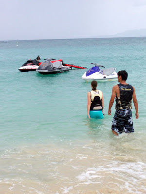 Okuma Jet ski rental