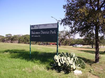 Balcones District Park