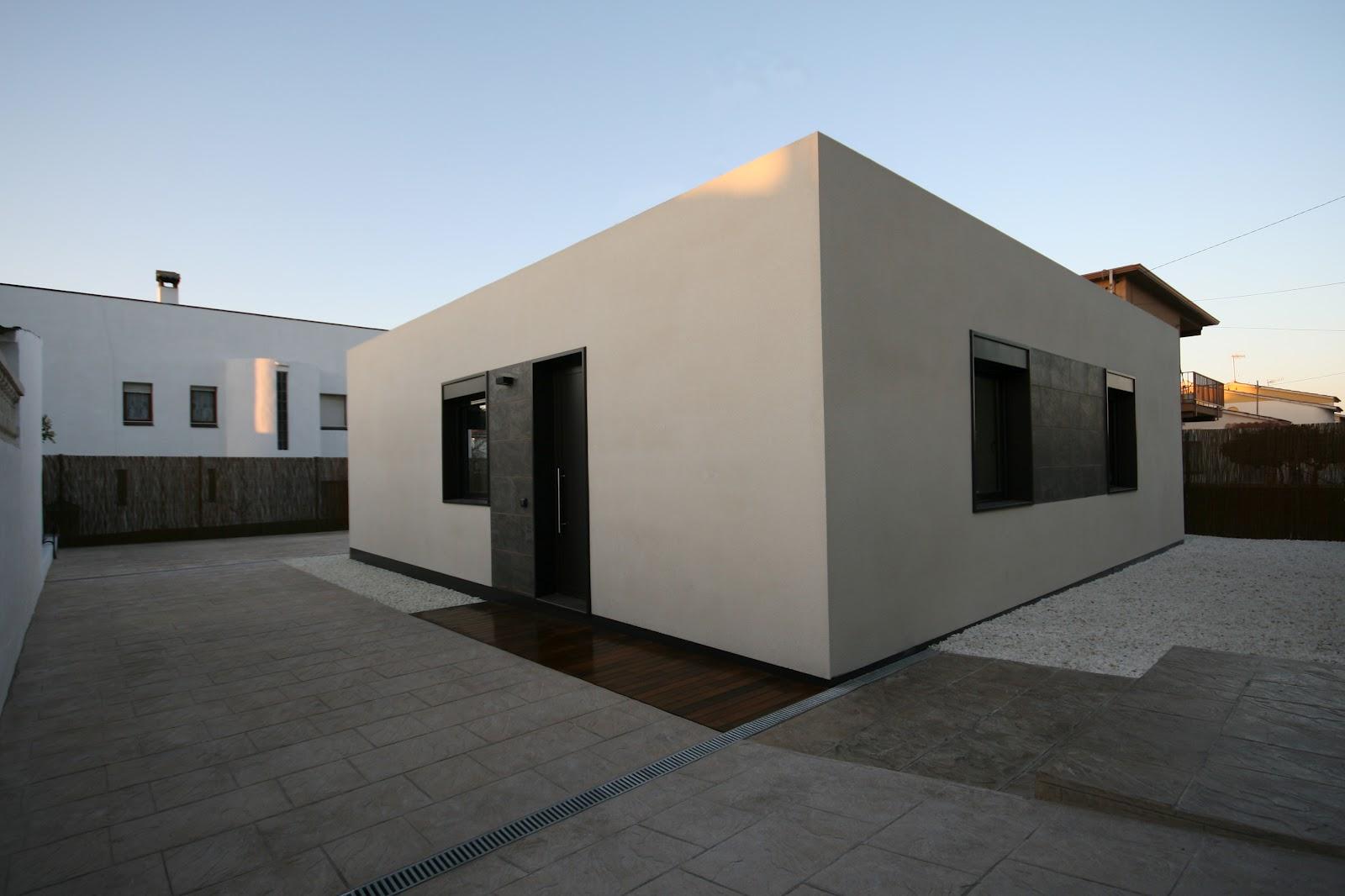 Casas modulares blochouse casas modulares blochouse modelo 1 - Casas ecologicas en espana ...