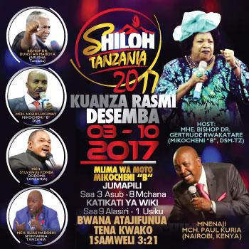 SHILOH TANZANIA 2017