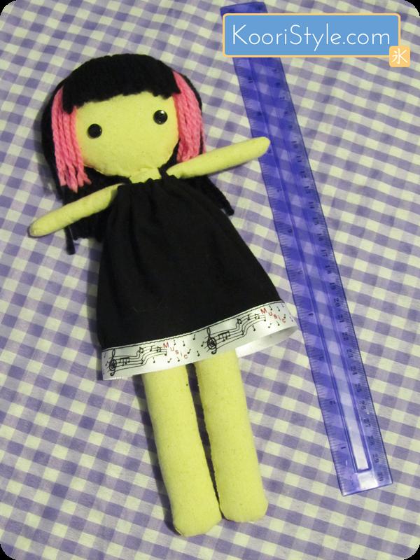 Koori KooriStyle Cute Kawaii Rag Doll RagDoll