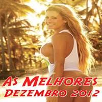 CD As Melhores de Dezembro 2012 Sertanejo