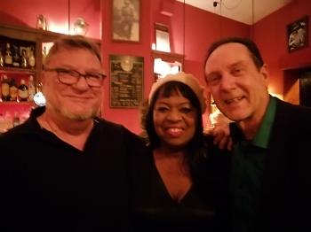 Con Diana y Chris