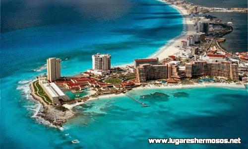 Las mejores playas y lugares hermosos en Cancun