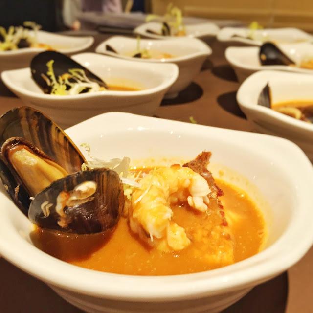 The Royal Mail Singapore - Seafood Bouillabaisse 2