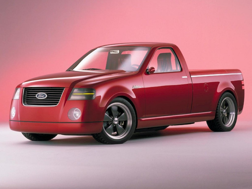Ford Lightning   AUTOMOBILE ROAR