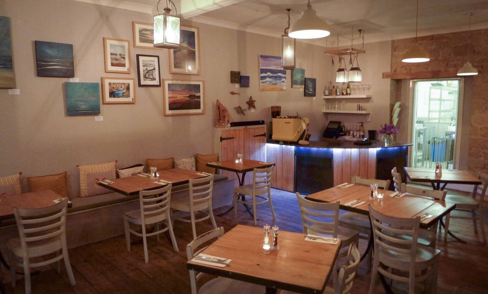 The Secret Diner: Sea&Soil (formerly Sea Salt)