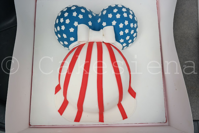 baby shower, baby shower cake, american flag, american cake, lagos cakes