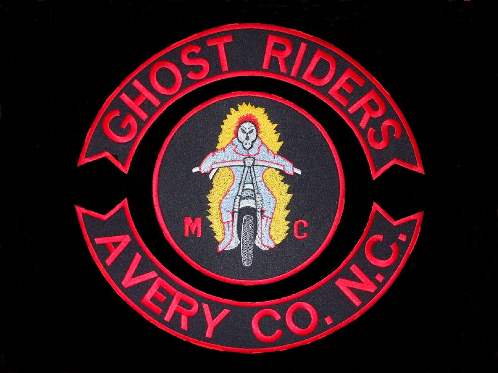 Ghost Riders Avery Website