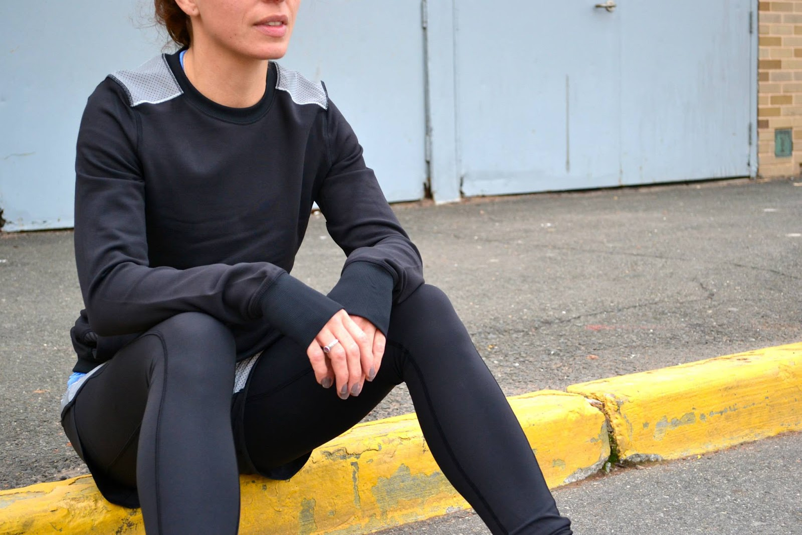 lululemon in a flash ls speed tight