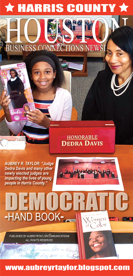 The Honorable Judge Dedra Davis, 270th Civil District Court in Harris County, Texas