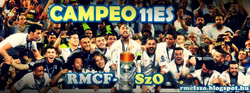 Real Madrid C.F.- Szurkolói Oldal