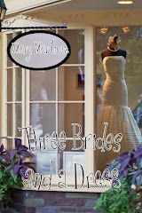 Three Brides and a Dress<br>Available Now