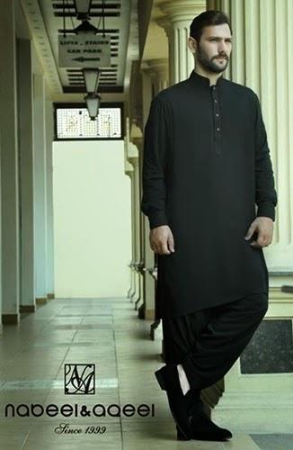 Kurta Shalwar Kameez Collection 2014