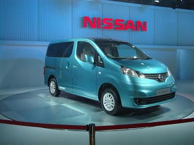 Price onf Nissan Evalia