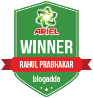 Winner – Ariel #WashBucketChallenge Activity on BlogAdda