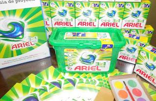#Ariel3en1