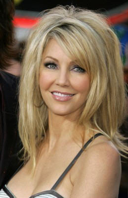 Heather Locklear is best hair style of the week