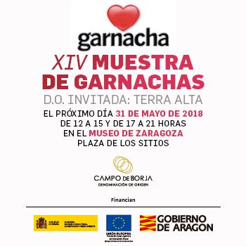 XIV MUESTRA DE GARNACHAS