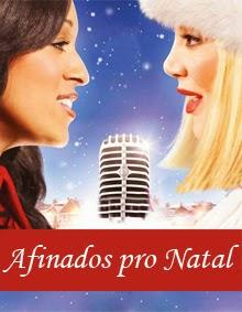 Afinados pro Natal Dublado 2014