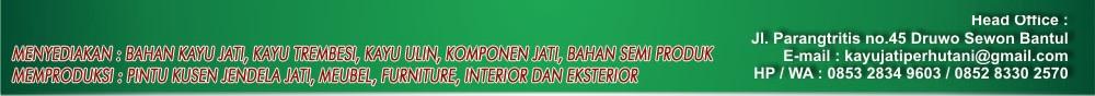 PERUSAHAAN KAYU JATI SINAR JATI GROUP